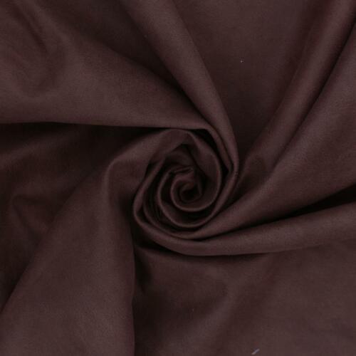 Odas envejecido envejecido marrón con textura imitación cuero tela de tapicería
