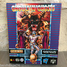 Ghouls'n'Ghosts (Ghost'n Goblins 2)BIG BOX Atari St 520 1040 Capcom