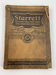 Vintage-1938-Starrett-Precision-Tools-Catalog-26-Athol-Mass