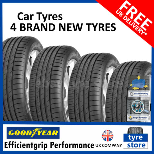 New 185 65 15 88H GOODYEAR EPERFORMANCE VW 1856515 185/65R15  (2,4 TYRES)