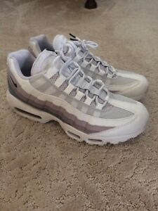 Details about NEW Women's Size 11 Nike Air Max 95 Vast Grey Oil Grey  307960-022