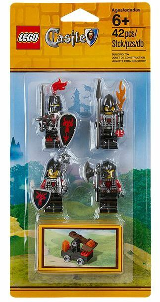 LEGO ® Castle 850889 Dragons Accessory Set Nuovo OVP _ NEW MISB NRFB