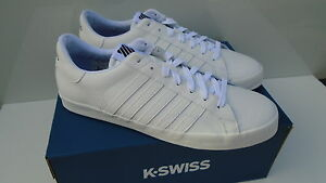 De Chaussures Sport En Cuir Sneaker 49 Neuf Hommes Blanc 39 Chaussures Belmont swiss K Doctor vSHFFp