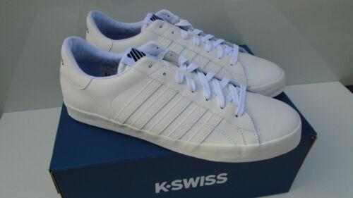 Doctor K Sport 39 Neuf 49 En Sneaker swiss Chaussures Blanc Chaussures Hommes Belmont De Cuir TrqRaIT