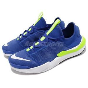 Nike-Shift-One-Racer-Blue-Volt-White-Men-Running-Shoes-Sneakers-AO1733-402