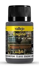 Vallejo 73815 Weathering Effects 40 ml - Maschinen-Schmutz (EUR15,00/100ml)