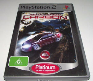 Details about Need For Speed Carbon PS2 (Platinum) PAL *Complete*