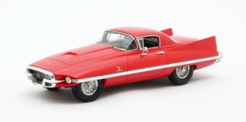 Ferrari 410 Superamerica Coupe Ghia #0473SA rouge 1955 1//43 Matrix