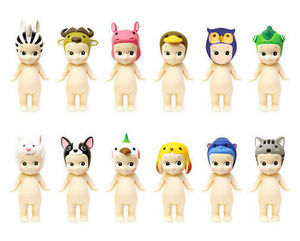 Sonny Angel Mini Figure Figurine Animal Series Toy Decoration Doll Xmas12Pcs//set