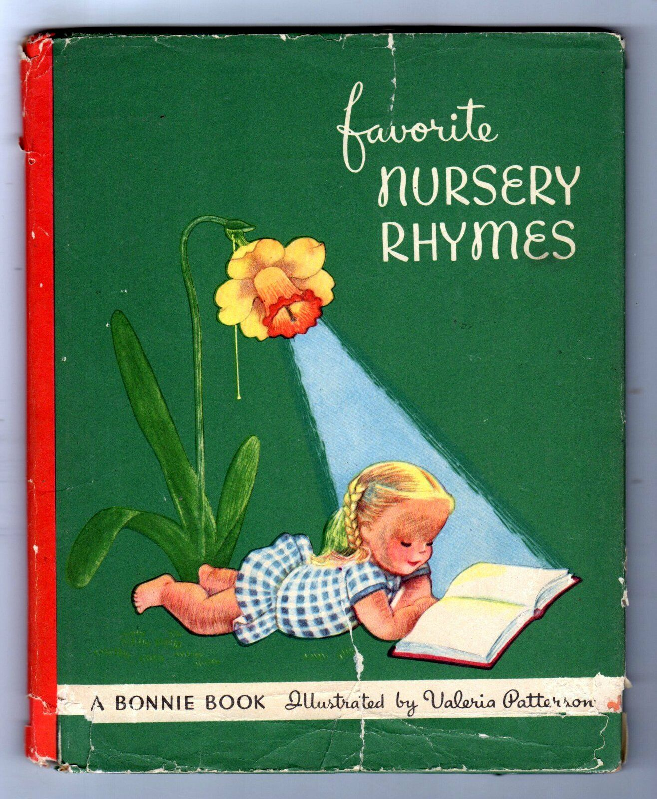 Favorite Nursery Rhymes 1st Ed Bonnie