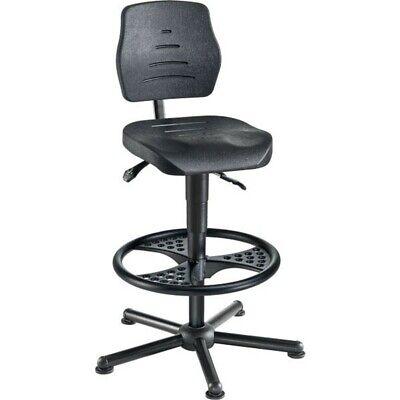 Begeistert Mey Chair Arbeitsdrehstuhl W15-h-pu-fr3 Schwarz In Vielen Stilen