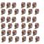 Indexbild 12 - Tesa Packband 64014 PP braun 66m x 50mm Klebeband Paketband 6/12/18/36