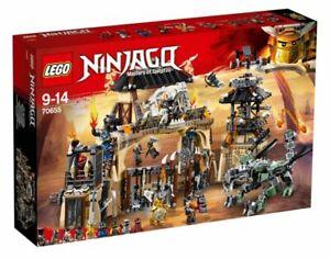 LEGO-Ninjago-Masters-of-Spinjitzu-Dragon-Pit-70655-New-amp-Sealed