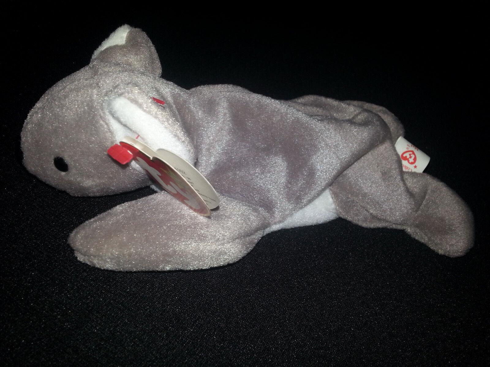 Mel, der koala ty beanie baby weichen im ruhestand p.v.c pellets - fehler   4162