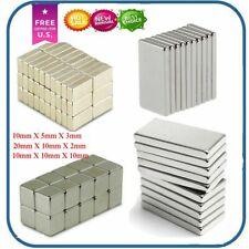 10100pcs Magnets Block Cube Super Strong Rare Earth Neodymium Magnetic N50 Usa
