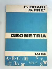 Geometria - Federico boari - Silvio fre