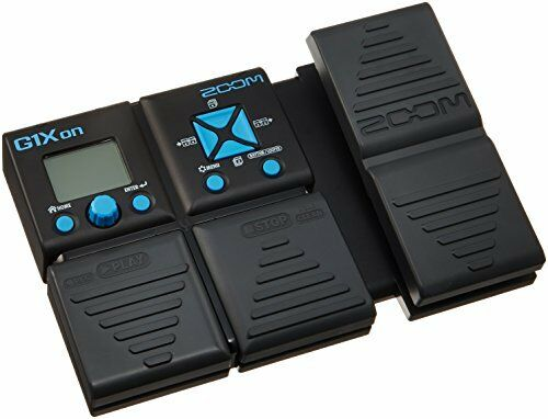 ZOOM GUITAR MULTI-EFFECTS G1XON FROM JAPAN