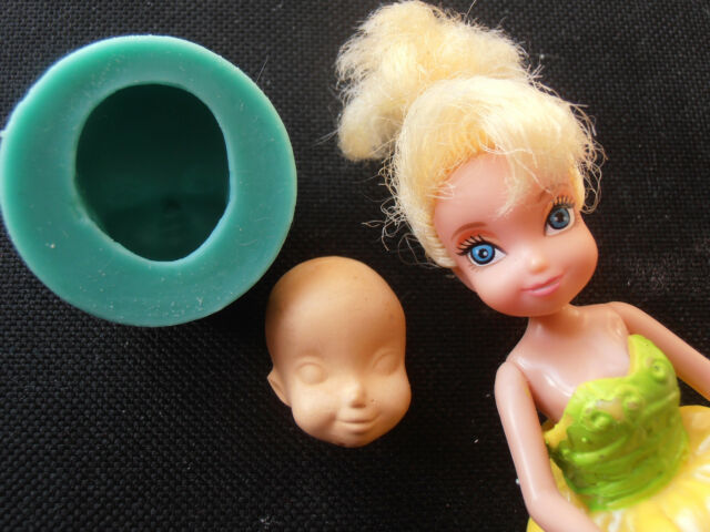 Silicone Mould TINKER BELL Sugarcraft Cake Decorating Fondant / fimo mold