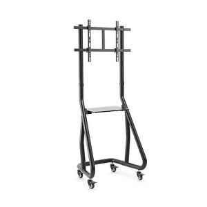 Mobile-Heavy-Duty-Designer-TV-Floor-Stand-Display-Trolley-37-80-TVs