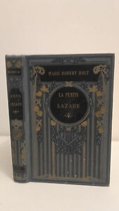 María Robert Halt - La Petite Lazare - Ediciones Flammarion