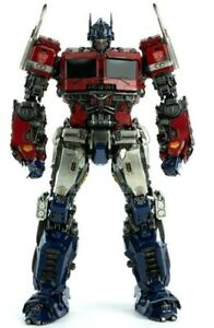 Three A Toys Transformers Bumblebee DLX Scale Collectible Figure Series Optimus