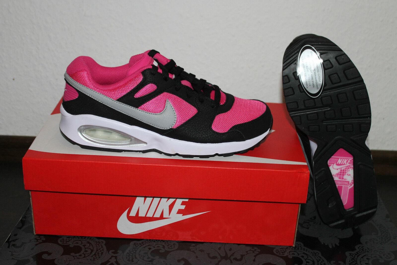 quality design df97d e574f Nike Air Max Coliseum señora running running running zapatos negro rosa  tamaño 38 o 38,