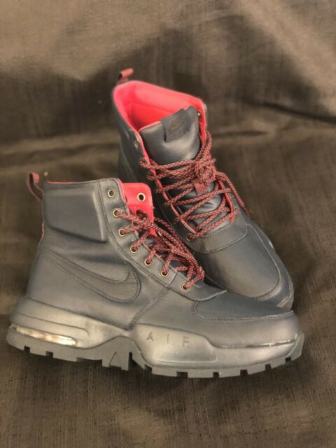 NIKE AIR MAX GOATERRA 2.0 BOOT ARMORY NAVYARMORY (916816 400) MEN'S SIZE 9 New