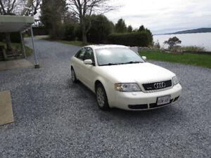 1999 Audi quattro