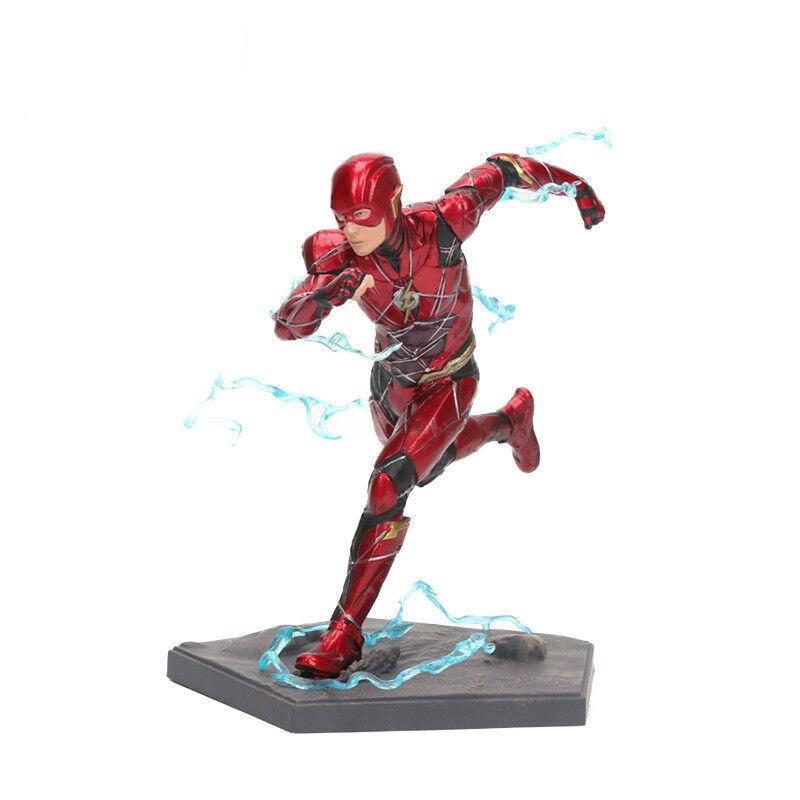 DC Universe Justice League Batman The Flash Artfx Statue Action Figure Model Toy
