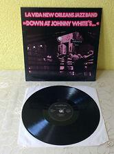"LA VIDA NEW ORLEANS JAZZ BAND(LP) ""DOWN AT JOHNNY WHITE´S"" [IMO 83-0205 ""MÖBUS""]"