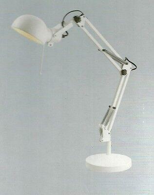 GRANDE LAMPE PRO ARCHITECTE PIED TELESCOPIQUE BUREAU ARTICULE DESSIN NEUF 18   eBay