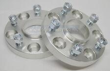 Kode Tienda-Hubcentric Perno de rueda Espaciador Adaptador 5x114.3 67.1 20mm M12x1.5
