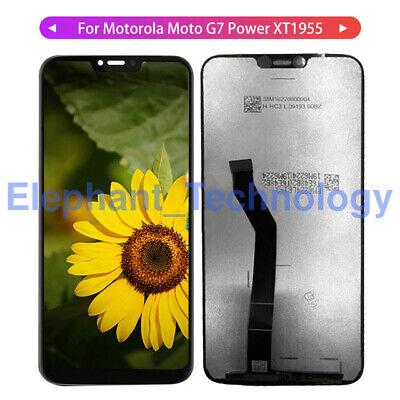Qc For Motorola Moto G7 Power Xt1955 5 Xt1955 Lcd Display Touch Screen Replace Ebay