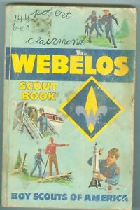 WEBELOS-SCOUT-BOOK-COPYRIGHT-1967