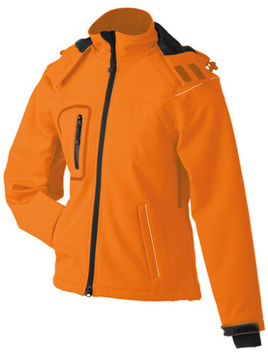 James /& Nicholson Donna Invernale Softshell Giacca hüftlang S M L XL 2xl Outdoor Giacca