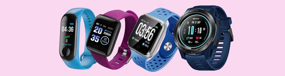 Compra smartwatches - Deja tu celular en el bolsillo