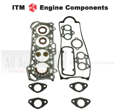 Cylinder Head Gasket Set ITM 09-10901 fits 1973-1979 Honda Civic 1.2 EB2 EB3