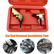 GoolRC 2pc Stretch Auxiliary Belt Removal Pulley Installation Aid//Installer Tool Set Ribbed Drive Belts Remover