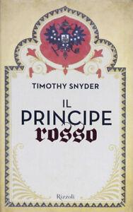 Il-principe-rosso-Snyder-Timothy