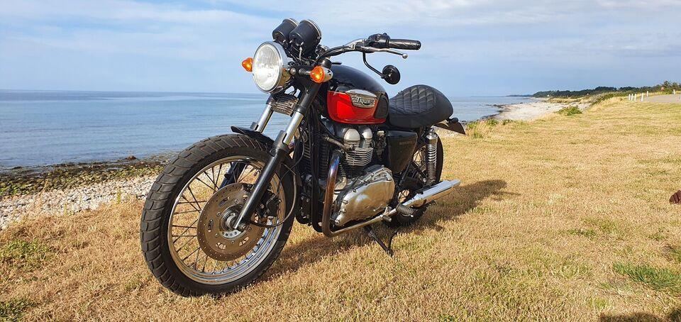 Triumph, Bonneville T100, 790 ccm