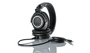AUDIO-TECHNICA ATH-M50X ATH M 50 X CUFFIE CHIUSE PROFESSIONALI NUOVE GARANZIA