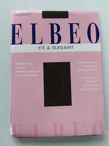 ELBEO FIT & ELEGANT Taille 5 (48/50) Collant sculptant amincissant 40den Moka