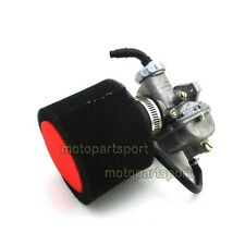 Carb Carburetor Air Filter For Honda XR75 XR80 XR80R XL75 XL80 Pit Dirt Bike ATV
