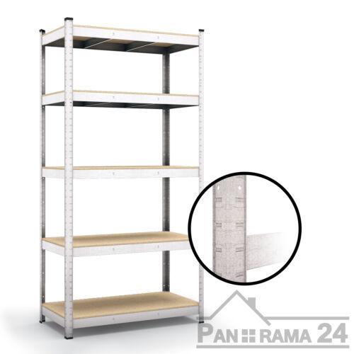 Cargas pesadas estante 2000x900x450 (1000kg) sótano apilable estante estante de almacenamiento werkstat