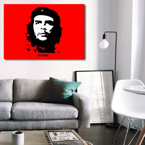 Papier peint toile et Papier Papier Peint Che Guevara NR ds94