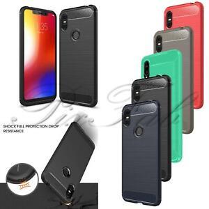 For Motorola One Xt1941 Moto P30 Play New Tpu Black Clear Gel Phone Case Cover Ebay