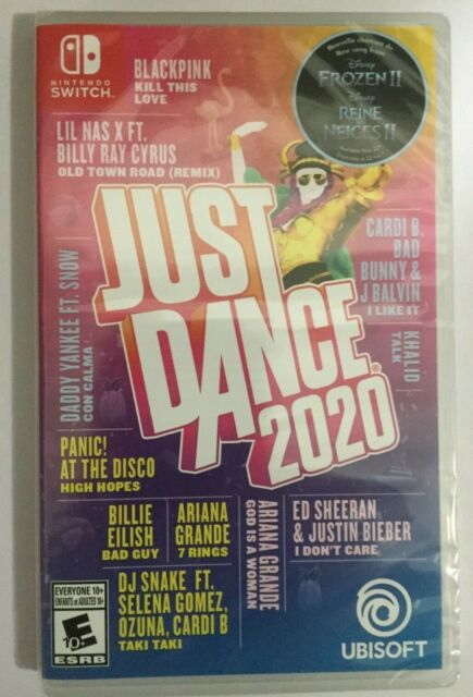 Just Dance 2020 (Switch, New, Sealed)
