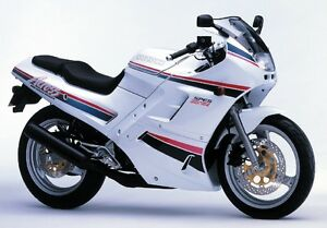suzuki across gsx250f bike workshop service repair manual ebay rh ebay com au Repair Manuals Owner's Manual