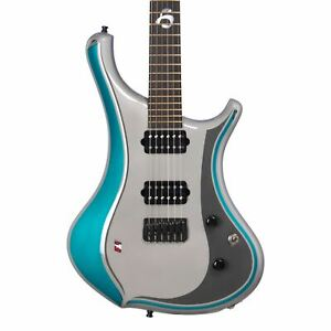 O3 Guitars Hydrogen AMG Mercedes F1 Limited Edition - Hand Made Custom Boutique