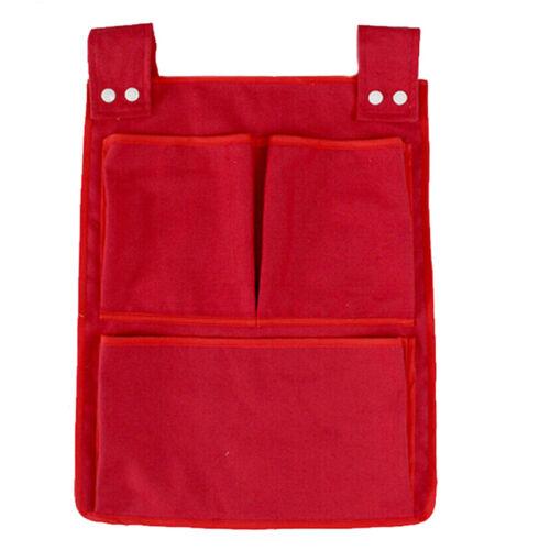 Sac De Chevet Bag De Rangement Suspendu Lit Organisateur Multi-poches Pour Bébé